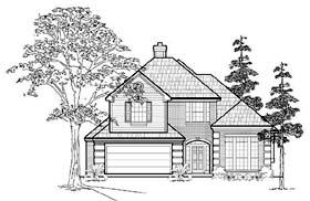 House Plan 61511