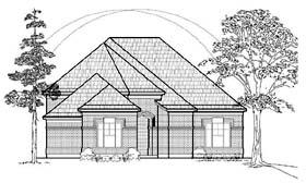 House Plan 61512