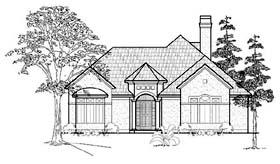 House Plan 61513