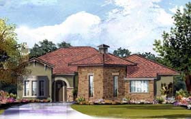 House Plan 61519