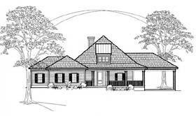 House Plan 61520
