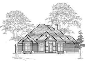 House Plan 61521