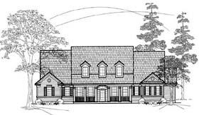 House Plan 61522
