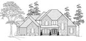 Plan Number 61752 - 4502 Square Feet