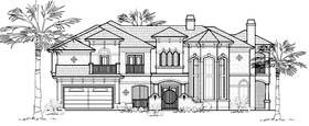 House Plan 61753