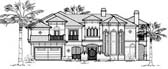 Plan Number 61753 - 4507 Square Feet