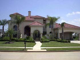 Mediterranean House Plan 61757 Elevation