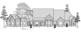 House Plan 61758