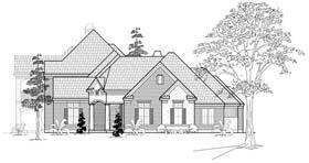 House Plan 61761