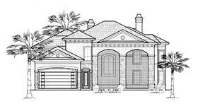 House Plan 61764