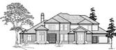 Plan Number 61770 - 4571 Square Feet