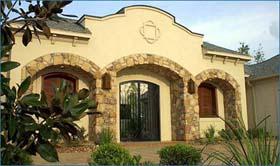Mediterranean House Plan 61785 Elevation