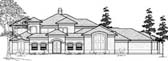 Plan Number 61792 - 4748 Square Feet