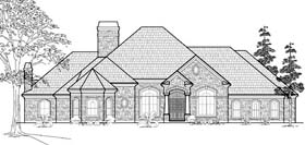 Victorian House Plan 61795 Elevation