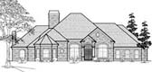Plan Number 61795 - 4758 Square Feet