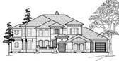 Plan Number 61804 - 4872 Square Feet