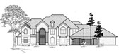 Plan Number 61806 - 4894 Square Feet