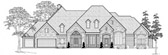 Plan Number 61809 - 4914 Square Feet