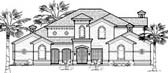 Plan Number 61811 - 4937 Square Feet