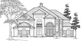 House Plan 61819