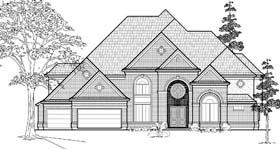 House Plan 61822
