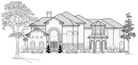 House Plan 61827
