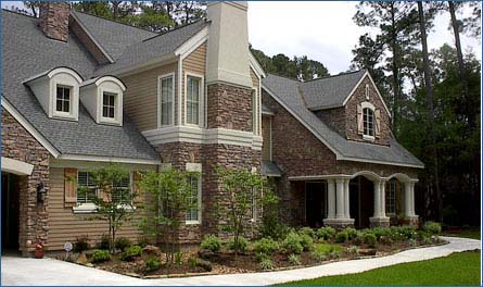 Traditional House Plan 61830 Elevation