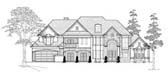 Plan Number 61838 - 5348 Square Feet
