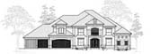 Plan Number 61853 - 5564 Square Feet