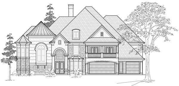 House Plan 61872