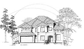 Plan Number 61893 - 3960 Square Feet