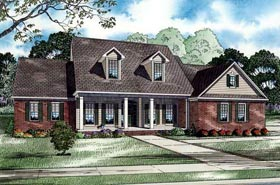 Plan Number 62006 - 2701 Square Feet