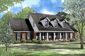 House Plan 62010