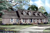 Plan Number 62014 - 3217 Square Feet