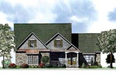 Plan Number 62018 - 2652 Square Feet