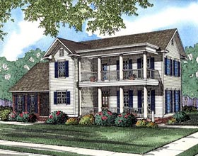 House Plan 62029