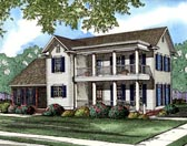 Plan Number 62029 - 1701 Square Feet