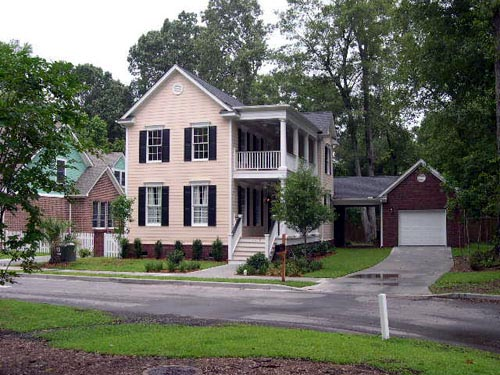 Colonial, Southern House Plan 62029 with 4 Beds, 3 Baths Picture 1