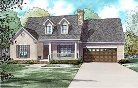 House Plan 62030