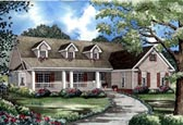 Plan Number 62031 - 2131 Square Feet