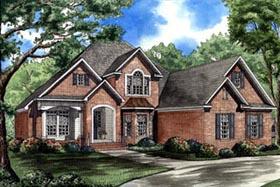 House Plan 62043