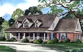 House Plan 62044