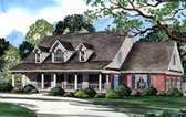 Plan Number 62044 - 3179 Square Feet