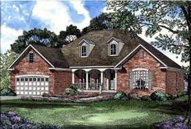 House Plan 62056