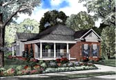 Plan Number 62058 - 1601 Square Feet