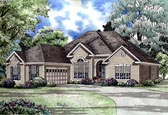 Plan Number 62060 - 2189 Square Feet