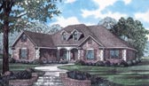 Plan Number 62061 - 2405 Square Feet