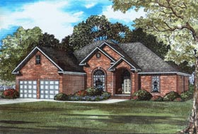 House Plan 62064