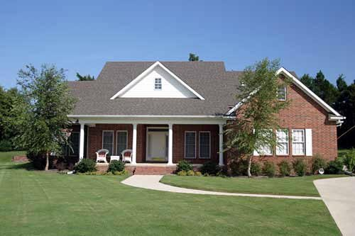 Country House Plan 62065 with 4 Beds, 4 Baths, 2 Car Garage Picture 1