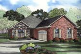 Plan Number 62108 - 1714 Square Feet